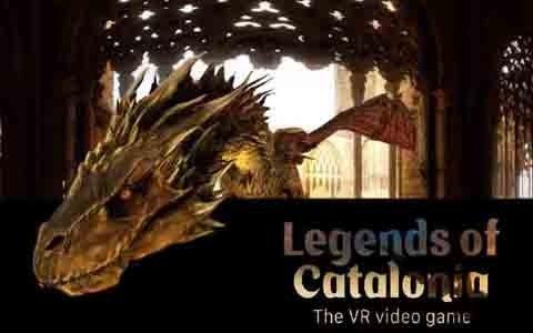 PS VR「レジェンド・オブ・カタルーニャ ― バルセロナの地」日本語版が本日より無料配信!