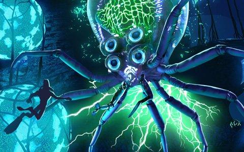 PS4版「Subnautica サブノーティカ」の初回特典やパッケージビジュアルが公開!世界観やストーリーを収めたトレーラーも