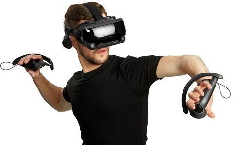 Valveが開発した最新鋭のVRハードウェア「VALVE INDEX」の日本国内正規品取扱が11月28日より開始!