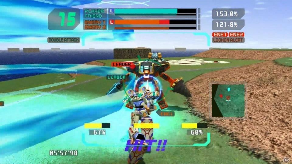 名作ロボットアクションゲームを3作まとめて収録!PS4「電脳戦機バーチャロン マスターピース 1995~2001」インプレッション