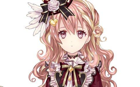 「Alice Closet」種村有菜氏による特別デザイン衣装「レトロサーカス」の染色Ver.「レトロサーカスロゼ」が配布!