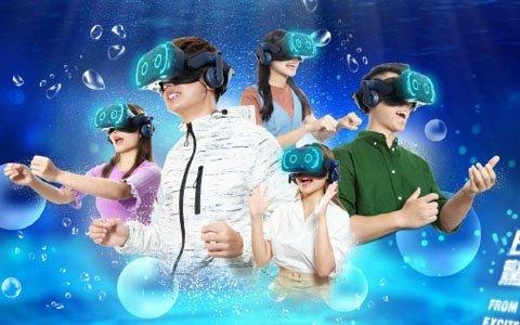 VRエンターテインメント施設「VR ZONE MACAU」がマカオ フィッシャーマンズワーフにオープン!