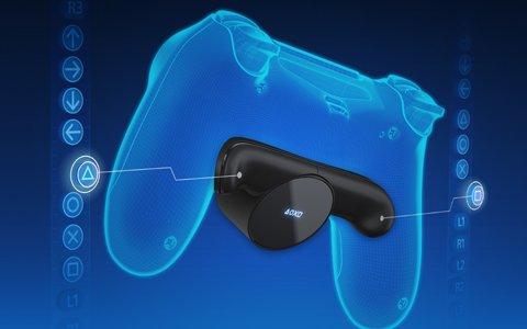すべてのPS4・PS VRタイトルに対応した「DUALSHOCK 4背面ボタンアタッチメント」が数量限定で発売!