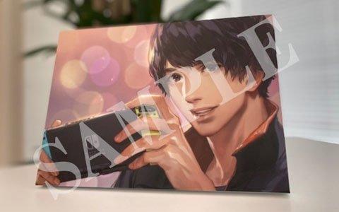 Switch「囚われのパルマ Refrain」パッケージ版購入プレゼントキャンペーン&猿島コラボのビジュアルが公開!