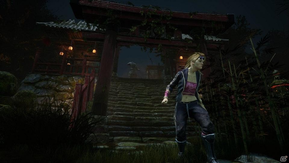 PS4「Dead by Daylight-山岡一族の物語り-公式日本版」が本日発売!コンテンツ内容の詳細や新ビジュアルが公開