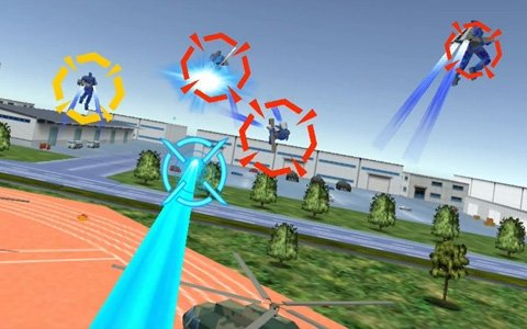 Switch「アサルトチェーンガンズKM」が2月20日に発売!ジャイロセンサーを使って敵を打ちまくるSTG