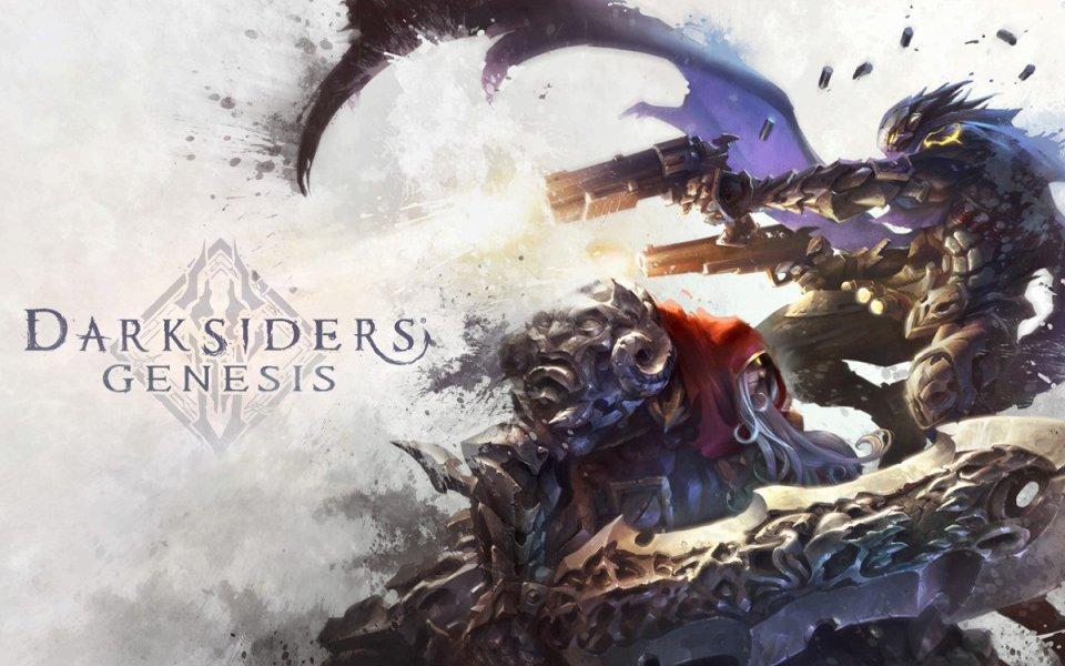 """最後の騎士""""ストライフ""""が登場するシリーズ最新作「Darksiders Genesis」がSwitchで2月14日世界同時発売!"""