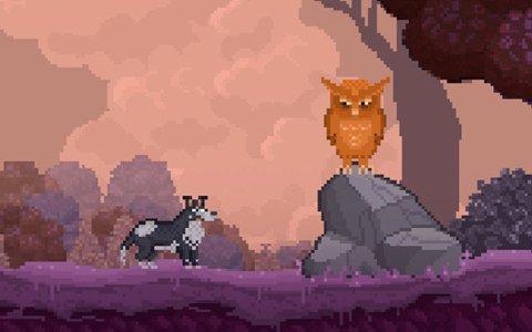 愛する飼い主を救うため、不思議な世界を駆け巡れ!PS4/Switch「BALTHAZAR'S DREAM」が発売