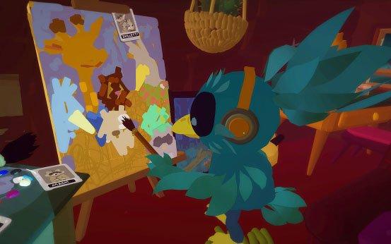仮想空間で自由自在に絵を描くことができるPS VR用アプリ「Tilt Brush」が発売!