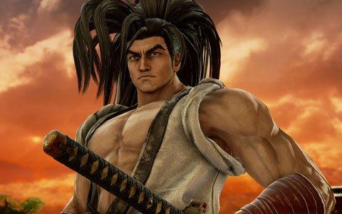 「ソウルキャリバーVI」にSAMURAI SPIRITSの主人公「覇王丸」がプレイアブルキャラクターとしてゲスト参戦!