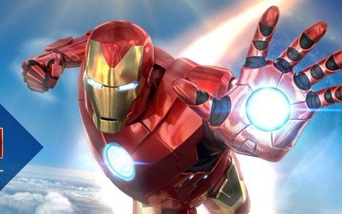 「マーベルアイアンマン VR」は7月3日に発売―プレイステーション公式Twitterで発表