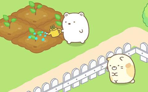 「すみっコぐらし」初のスマートフォン向け農園ゲーム「すみっコぐらし農園(仮称)」が発表!