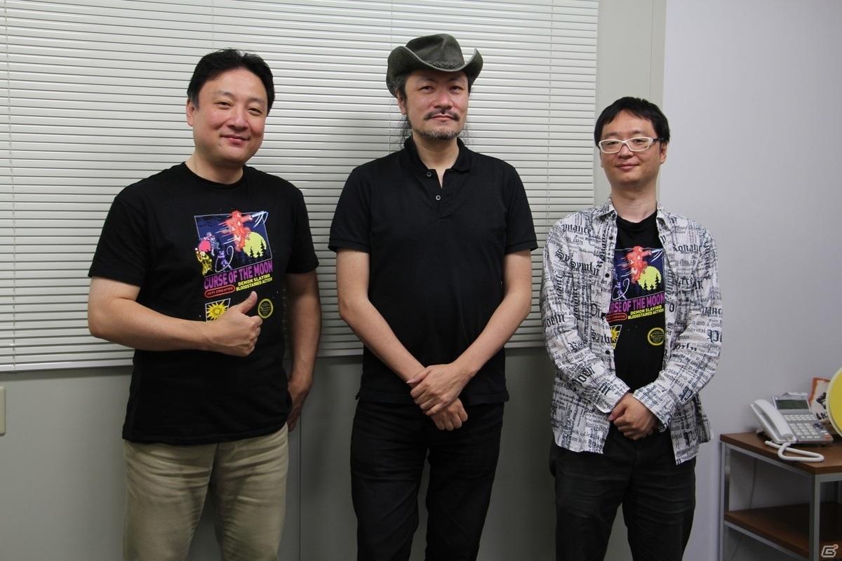 左から會津氏、五十嵐氏、宮澤氏。