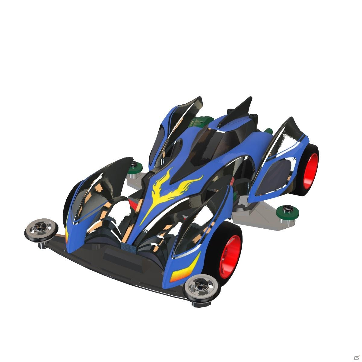 シャイニング 超速 スコーピオン グランプリ