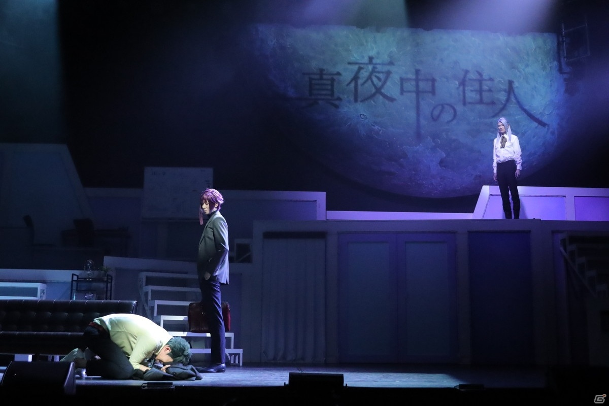 「MANKAI STAGE『A3!』~WINTER 2020~」が開幕!コメント・舞台写真が到着