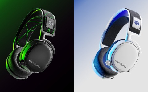 SteelSeries、PS5/XboxSX|S向けゲーミングヘッドセット「Arctis 7X」「Arctis 7P」を発表
