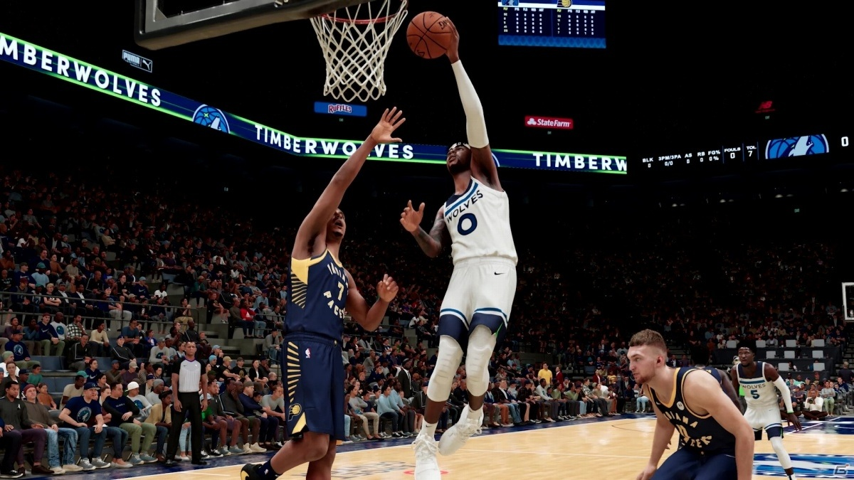 「NBA 2K21」次世代機コートサイドレポート#2が公開!大幅に進化した選手の動きについて解説