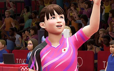 「東京2020オリンピック The Official Video Game」卓球に伊藤美誠選手と早田ひな選手が登場!
