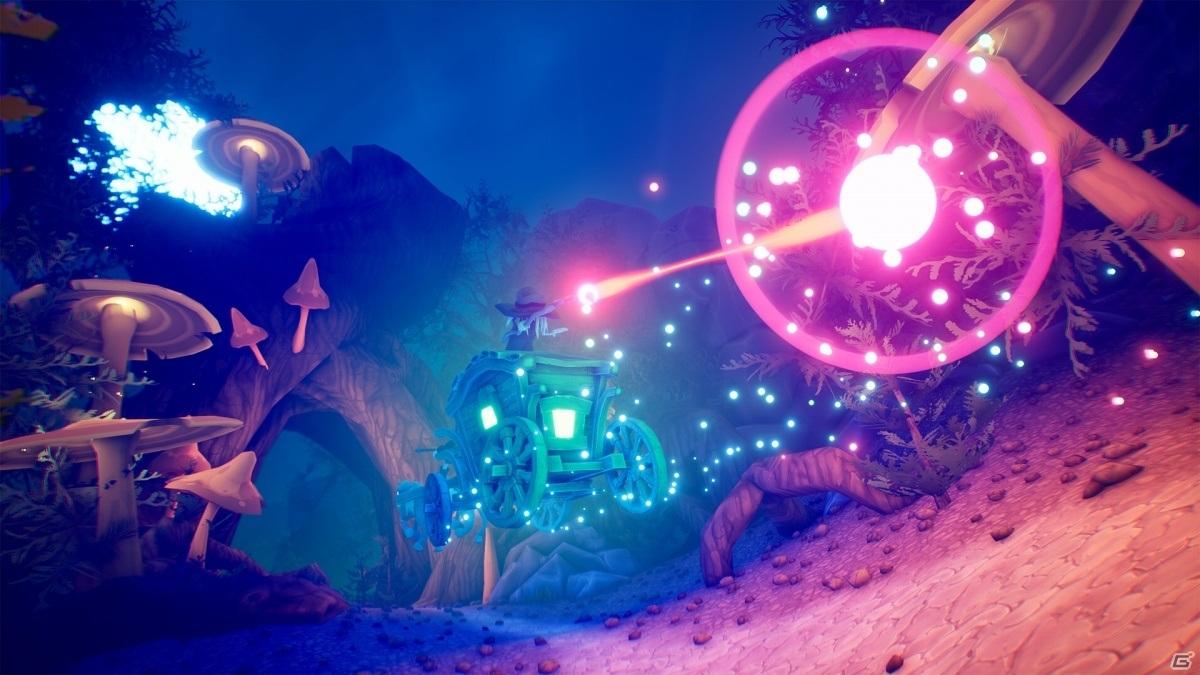 伝説のパンプキン・ロードを操る3Dアクション「Pumpkin Jack」がSwitch/PCで11月に発売!