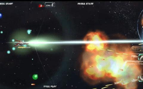 「ダライアス コズミックリベレーション」では「ムラクモ」が使用可能に!新要素を紹介するPVが公開