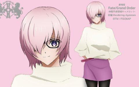 「劇場版 Fate/Grand Order -神聖円卓領域キャメロット-」とメガネブランド・Zoffのコラボ眼鏡が登場!