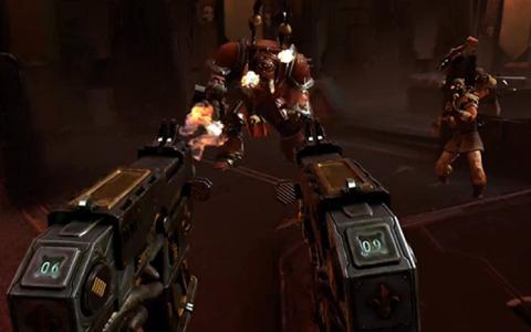 シューティングアクション「Warhammer 40,000: Battle Sister」がOculus Questでリリース!