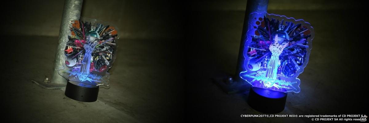 「サイバーパンク2077×河村康輔」アートワークをコラージュ&デザインしたアイテムが登場!