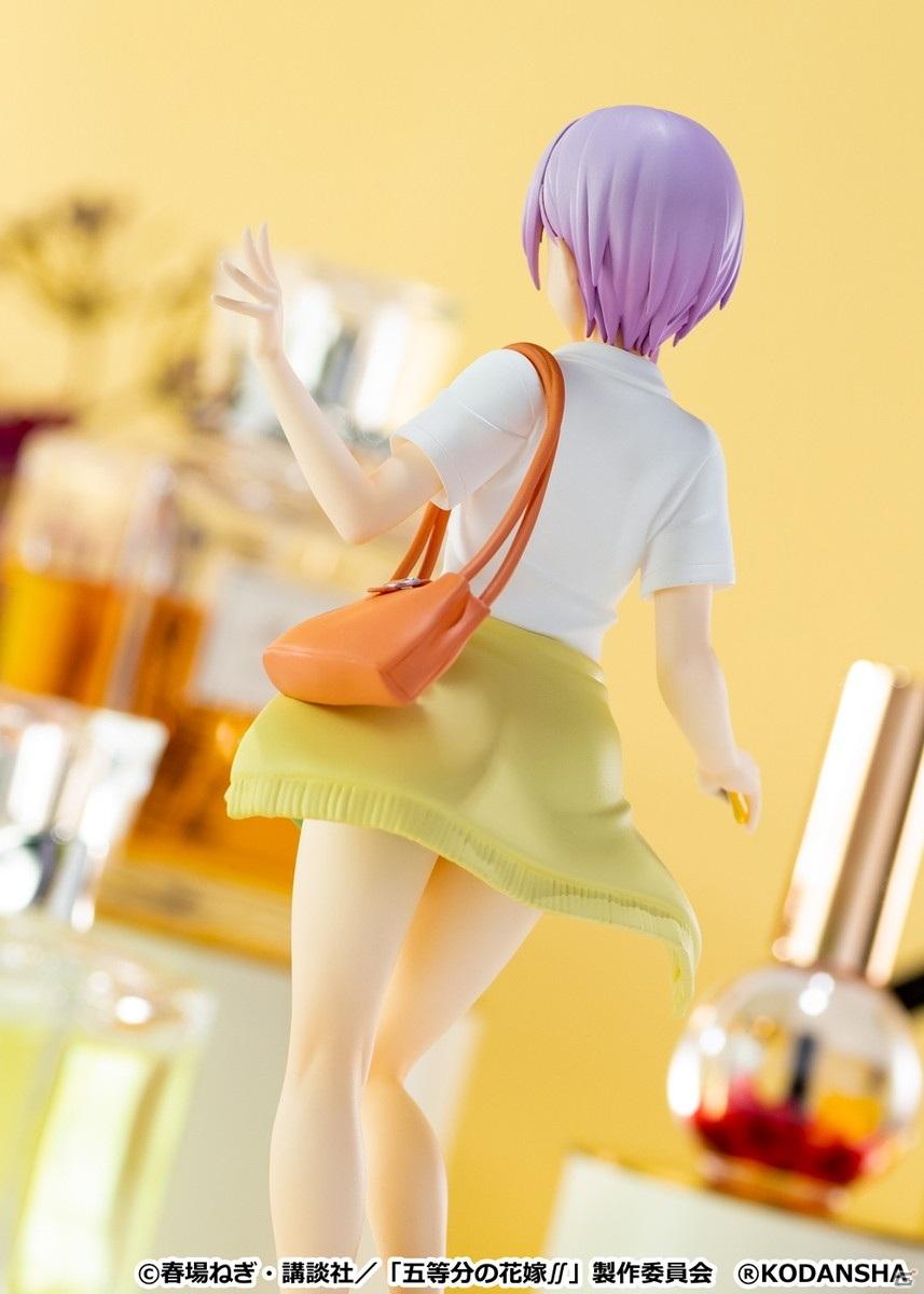 TVアニメ「五等分の花嫁∬」より「中野一花」と「中野二乃」がお手頃価格の「POP UP PARADE」シリーズでフィギュア化!