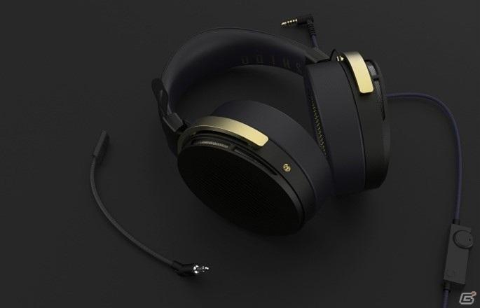 オンキヨー、ゲーミングヘッドセット SHIDO:001およびUSBコントロールアンプ SHIDO:002の一般発売を1月下旬より開始