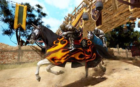 PC版「黒い砂漠」終末の月グランプリに初心者向けレース場「メディア:石尻尾の丘馬牧場」が追加!