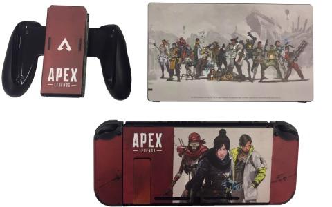 Switch「Apex Legends: Champion Edition」の店舗特典が公開!缶バッジやスキンシールなど5種が登場