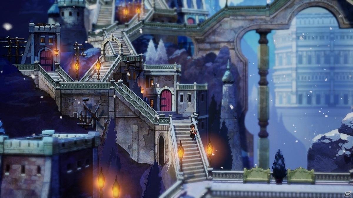 新たな光の戦士たちの物語を紡ぐRPG「ブレイブリーデフォルトII」が発売!「SQUARE ENIX CAFE」とのコラボも決定