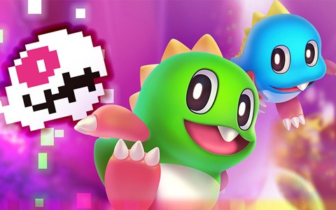 Steam版「バブルボブル 4 フレンズ すかるもんすたの逆襲」が発売決定!Switch版の35%OFFセールも開催