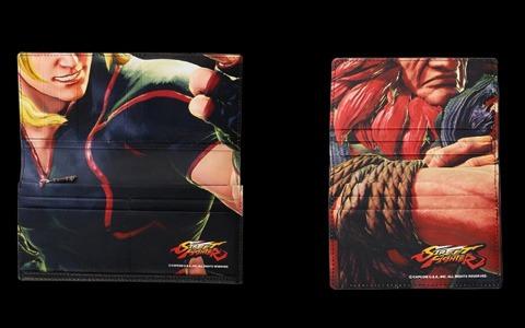「ストリートファイターV」とキングズのコラボグッズが当たるキャンペーンが開催!ケンや豪鬼デザインのグッズが当たる