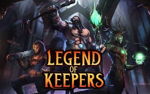 昇進を目指してダンジョンを守るローグライクストラテジー「Legend of Keepers」がSwitch/Steamで4月30日に正式リリース!