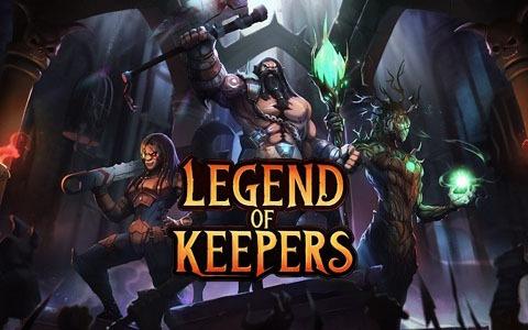 罠やモンスターで冒険者を撃退するダンジョン管理ローグライト「Legend of Keepers」がSwitch/PC向けに発売!