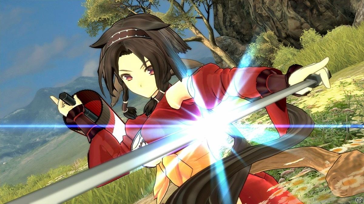 「うたわれるもの斬2」新プレイアブルキャラクターとして「シス」「イタク」「ミカヅチ」の参戦が決定!