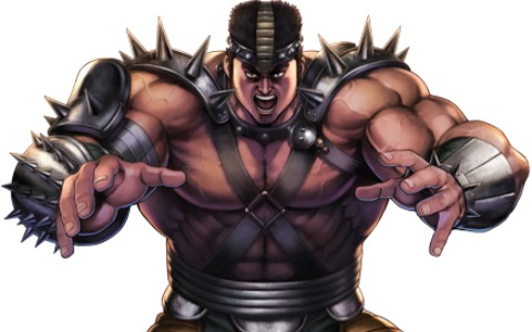 「北斗の拳 LEGENDS ReVIVE」ラオウを恐怖させた男「鬼神フドウ」がランキングガチャに登場!