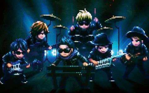 バンドメンバーがドット絵に変身!「DESTINY 8 - SaGa Band Arrangement Album Vol.2」のジャケット写真&ティザー映像が公開