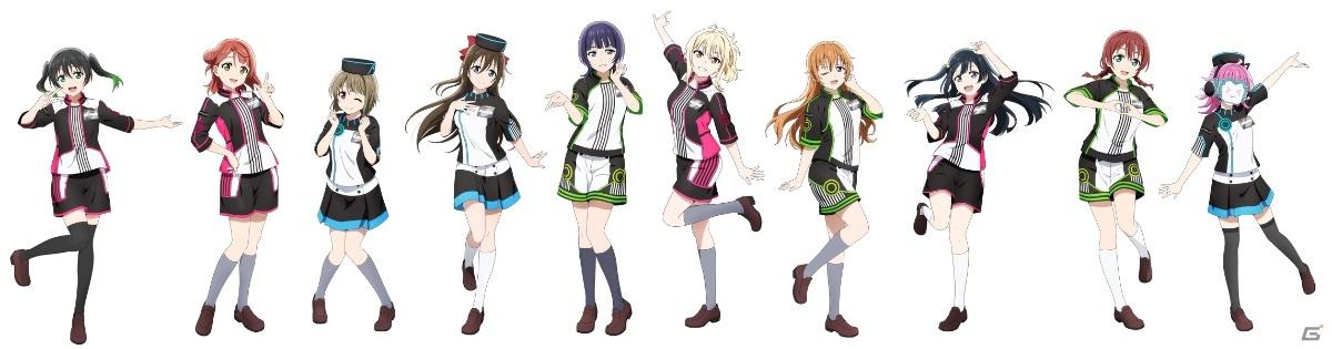 「ラブライブ!虹ヶ咲学園スクールアイドル同好会」東京ジョイポリスにて7月20日よりコラボイベントが実施!
