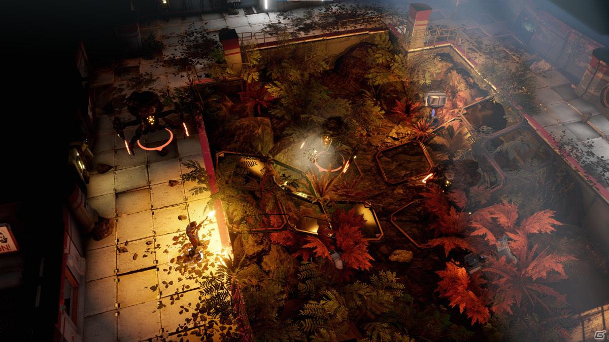 PC「Encased」の発売日が9月7日に決定!後半ステージのスクリーンショット7枚が公開
