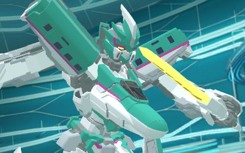 「新幹線変形ロボ シンカリオンZ」がバーチャルマーケット6に登場!3Dモデルの展示やアニメの試聴が可能なブースが展開