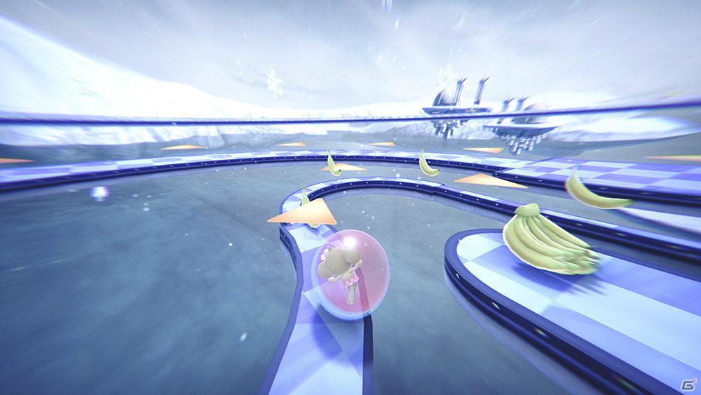 「たべごろ!スーパーモンキーボール 1&2リメイク」ダークバナナモードやキャラクターカスタマイズ機能など新要素を紹介!