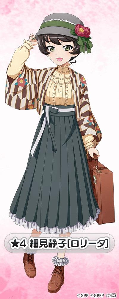 「ガールズ&パンツァー 戦車道大作戦!」ミカや愛里寿が登場するロリータ衣装ガチャが開催!