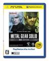 メタルギア ソリッド HD EDITION PlayStation Vita the Best